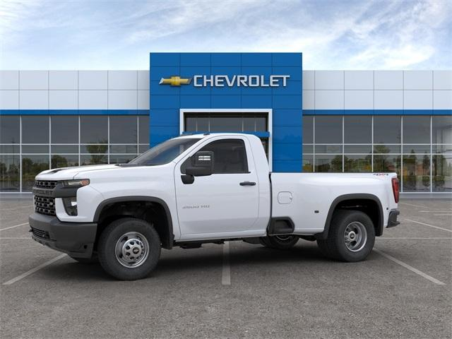 2020 Chevrolet Silverado 3500 Regular Cab 4x4, Pickup #FR3807 - photo 3
