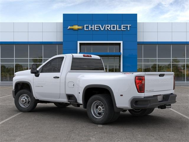 2020 Chevrolet Silverado 3500 Regular Cab 4x4, Pickup #FR3807 - photo 4