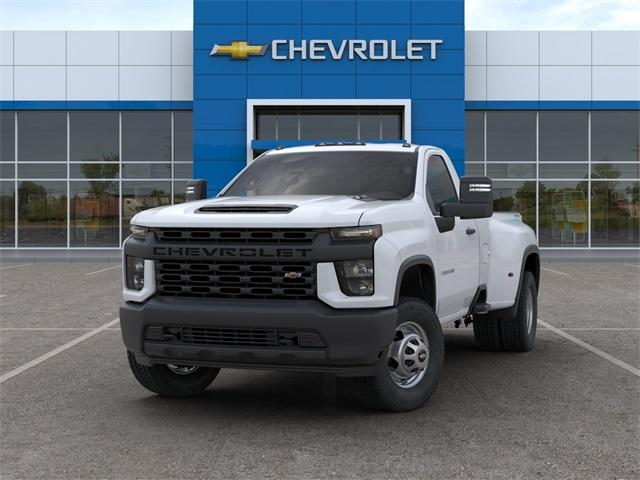 2020 Chevrolet Silverado 3500 Regular Cab 4x4, Pickup #FR3807 - photo 6