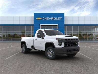 2020 Chevrolet Silverado 3500 Regular Cab 4x4, Pickup #FR3807 - photo 1