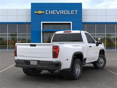 2020 Chevrolet Silverado 3500 Regular Cab 4x4, Pickup #FR3807 - photo 2