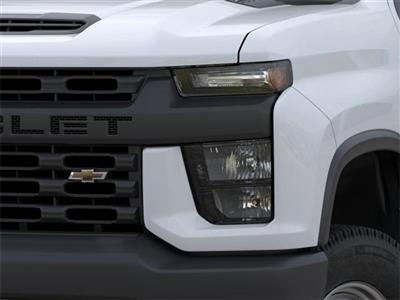 2020 Chevrolet Silverado 3500 Regular Cab 4x4, Pickup #FR3807 - photo 8