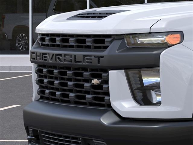 2021 Chevrolet Silverado 2500 Double Cab 4x4, Pickup #FR3972 - photo 11