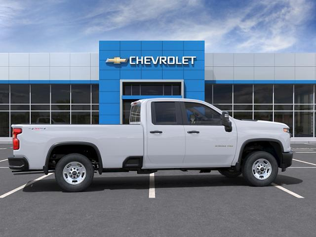 2021 Chevrolet Silverado 2500 Double Cab 4x4, Pickup #FR3972 - photo 25