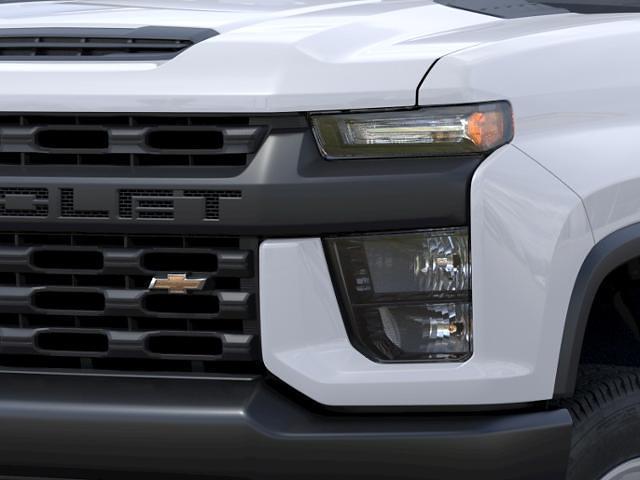 2021 Chevrolet Silverado 2500 Double Cab 4x4, Pickup #FR3972 - photo 28