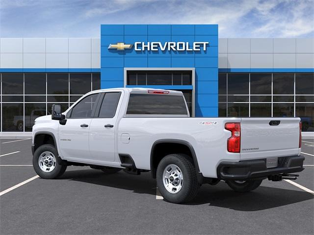 2021 Chevrolet Silverado 2500 Double Cab 4x4, Pickup #FR3972 - photo 4