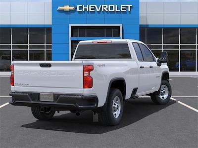 2021 Chevrolet Silverado 2500 Double Cab 4x4, Pickup #FR3972 - photo 2