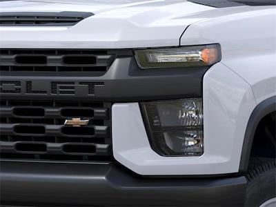 2021 Chevrolet Silverado 2500 Double Cab 4x4, Pickup #FR3972 - photo 8