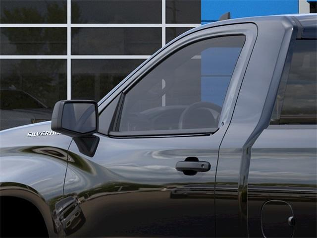 2021 Chevrolet Silverado 1500 Regular Cab 4x2, Pickup #FR3990 - photo 10