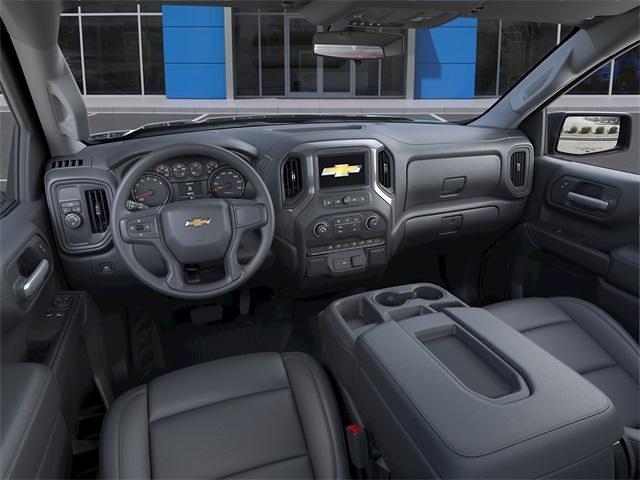 2021 Chevrolet Silverado 1500 Regular Cab 4x2, Pickup #FR3990 - photo 12
