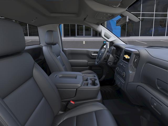 2021 Chevrolet Silverado 1500 Regular Cab 4x2, Pickup #FR3990 - photo 34