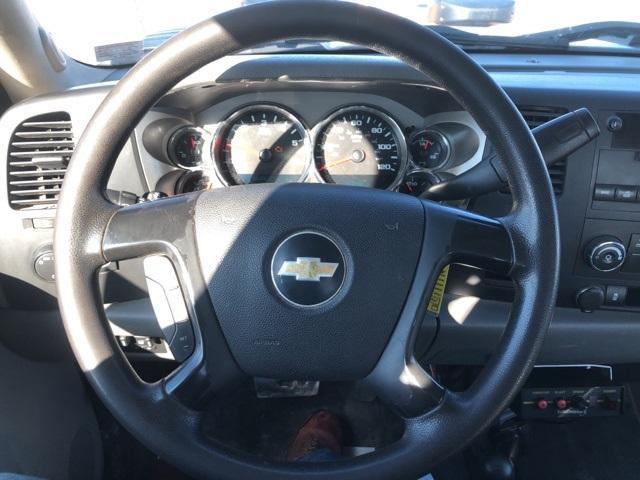 2011 Chevrolet Silverado 2500 Extended Cab 4x4, Pickup #FR4147A - photo 28