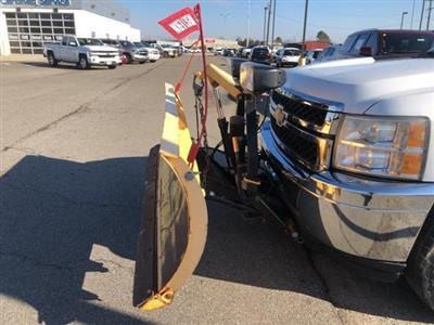 2011 Chevrolet Silverado 2500 Extended Cab 4x4, Pickup #FR4147A - photo 14