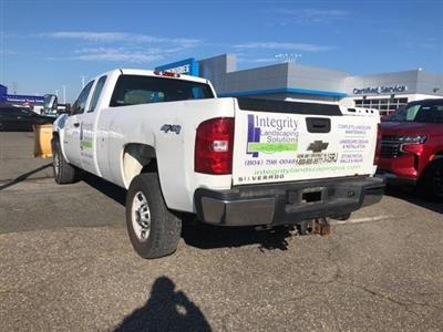 2011 Chevrolet Silverado 2500 Extended Cab 4x4, Pickup #FR4147A - photo 7