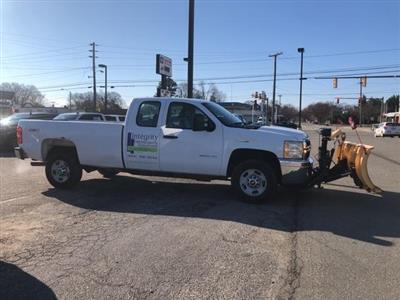 2011 Chevrolet Silverado 2500 Extended Cab 4x4, Pickup #FR4147A - photo 9