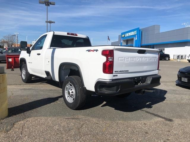 2020 Chevrolet Silverado 2500 Regular Cab 4x4, Western Snowplow Pickup #FR4307 - photo 2