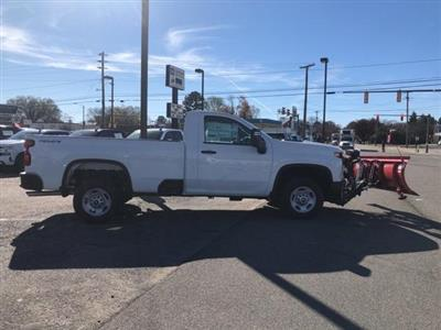 2020 Chevrolet Silverado 2500 Regular Cab 4x4, Western Snowplow Pickup #FR4307 - photo 6