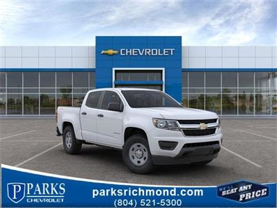 2020 Chevrolet Colorado Crew Cab 4x4, Pickup #FR4978 - photo 1