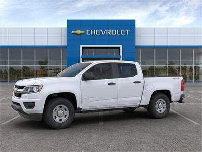 2020 Chevrolet Colorado Crew Cab 4x4, Pickup #FR4978 - photo 3