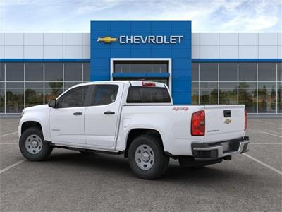 2020 Chevrolet Colorado Crew Cab 4x4, Pickup #FR4978 - photo 4