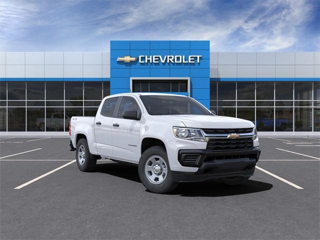 2021 Chevrolet Colorado Crew Cab 4x4, Pickup #FR5406 - photo 1
