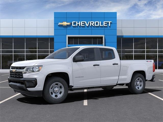 2021 Chevrolet Colorado Crew Cab 4x4, Pickup #FR5419 - photo 3