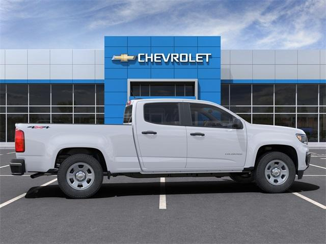 2021 Chevrolet Colorado Crew Cab 4x4, Pickup #FR5419 - photo 5