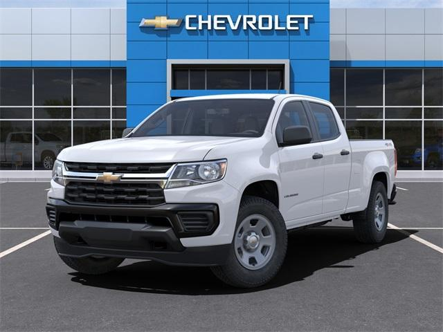 2021 Chevrolet Colorado Crew Cab 4x4, Pickup #FR5419 - photo 6