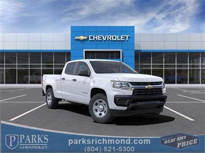 2021 Chevrolet Colorado Crew Cab 4x4, Pickup #FR5419 - photo 1