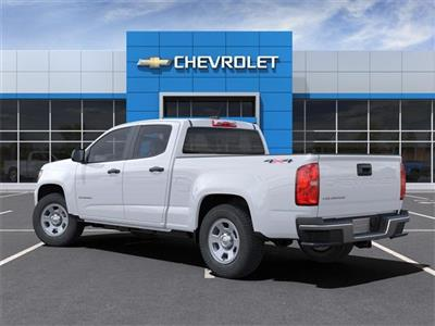 2021 Chevrolet Colorado Crew Cab 4x4, Pickup #FR5419 - photo 4