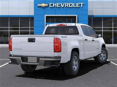 2021 Chevrolet Colorado Crew Cab 4x4, Pickup #FR5419 - photo 2