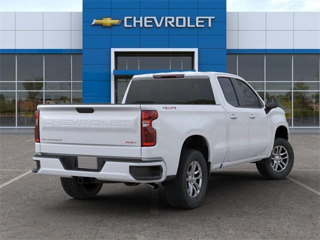 2020 Chevrolet Silverado 1500 Double Cab 4x4, Pickup #FR5487X - photo 2