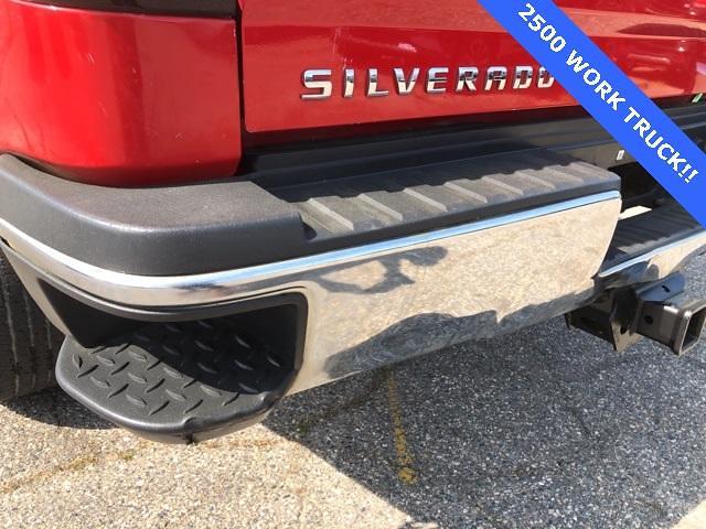 2015 Chevrolet Silverado 2500 Crew Cab 4x2, Pickup #FR6736XA - photo 15