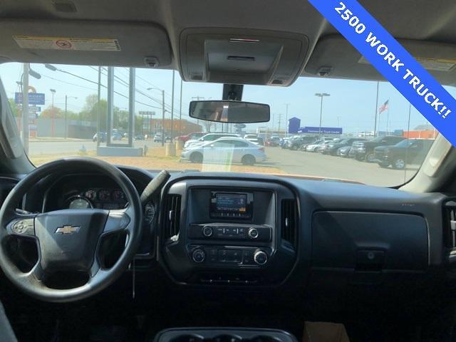 2015 Chevrolet Silverado 2500 Crew Cab 4x2, Pickup #FR6736XA - photo 28