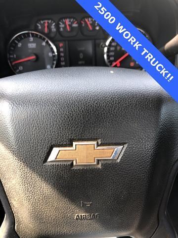 2015 Chevrolet Silverado 2500 Crew Cab 4x2, Pickup #FR6736XA - photo 44
