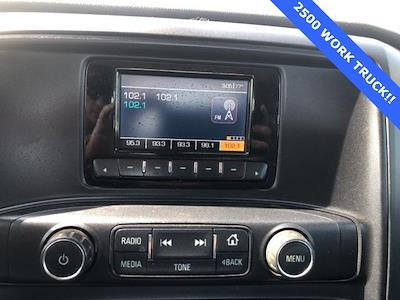 2015 Chevrolet Silverado 2500 Crew Cab 4x2, Pickup #FR6736XA - photo 34
