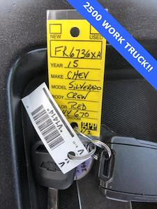 2015 Chevrolet Silverado 2500 Crew Cab 4x2, Pickup #FR6736XA - photo 45