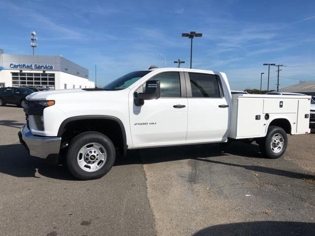 2020 Chevrolet Silverado 2500 Crew Cab 4x2, Knapheide Steel Service Body #FR7062X - photo 3