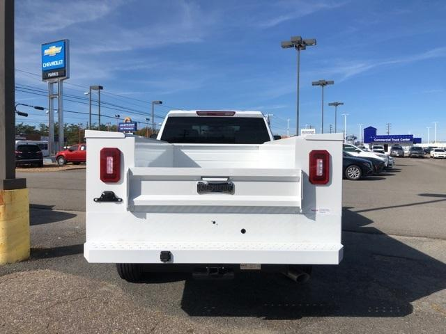 2020 Chevrolet Silverado 2500 Crew Cab 4x2, Knapheide Steel Service Body #FR7062X - photo 4