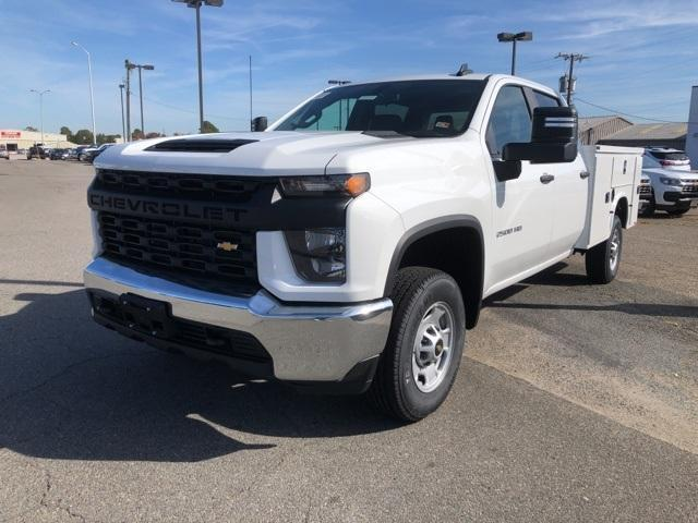 2020 Chevrolet Silverado 2500 Crew Cab 4x2, Knapheide Steel Service Body #FR7062X - photo 9