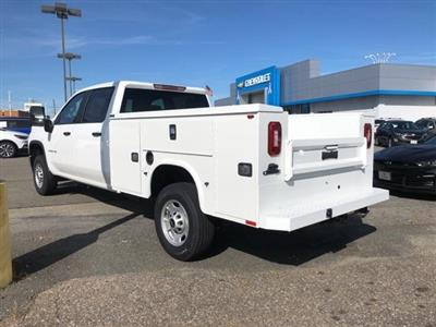 2020 Chevrolet Silverado 2500 Crew Cab 4x2, Knapheide Steel Service Body #FR7062X - photo 2