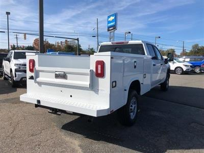 2020 Chevrolet Silverado 2500 Crew Cab 4x2, Knapheide Steel Service Body #FR7062X - photo 5