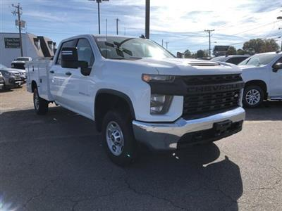 2020 Chevrolet Silverado 2500 Crew Cab 4x2, Knapheide Steel Service Body #FR7062X - photo 7