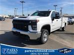 2020 Chevrolet Silverado 2500 Crew Cab 4x2, Knapheide Steel Service Body #FR7062X - photo 1
