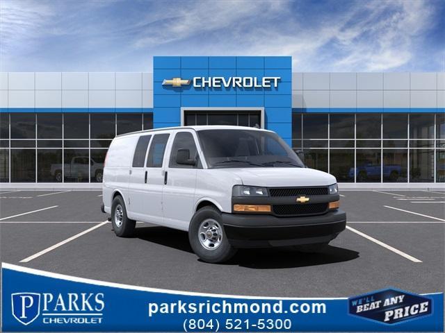 2021 Chevrolet Express 2500 4x2, Empty Cargo Van #FR8241 - photo 1
