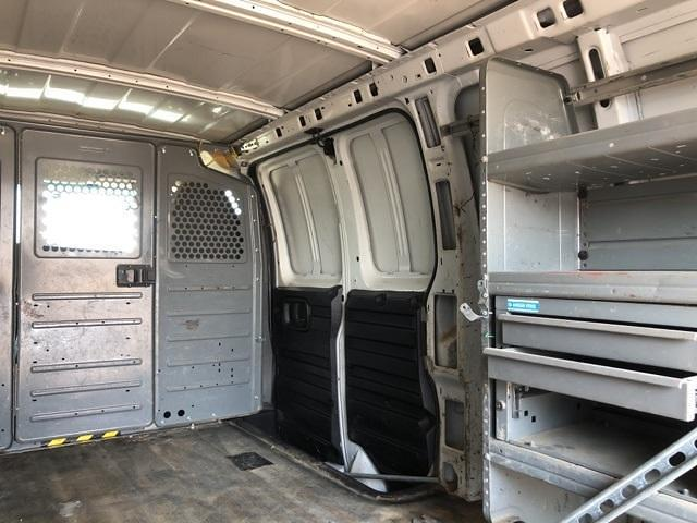 2013 Chevrolet Express 3500 4x2, Upfitted Cargo Van #FR9078A - photo 19