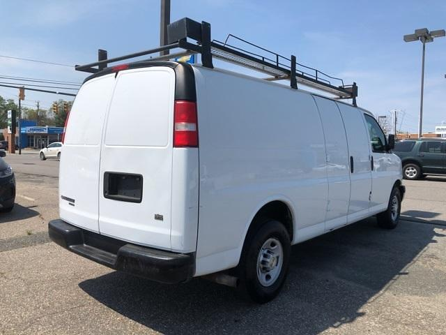 2013 Chevrolet Express 3500 4x2, Upfitted Cargo Van #FR9078A - photo 8