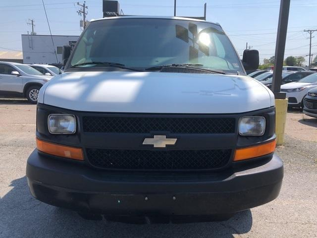 2013 Chevrolet Express 3500 4x2, Upfitted Cargo Van #FR9078A - photo 11
