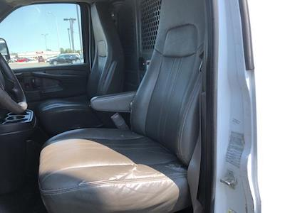 2013 Chevrolet Express 3500 4x2, Upfitted Cargo Van #FR9078A - photo 25