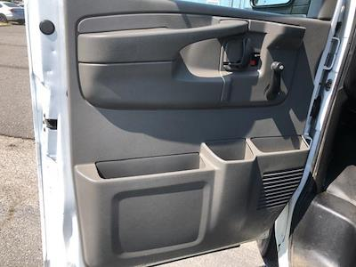 2013 Chevrolet Express 3500 4x2, Upfitted Cargo Van #FR9078A - photo 26